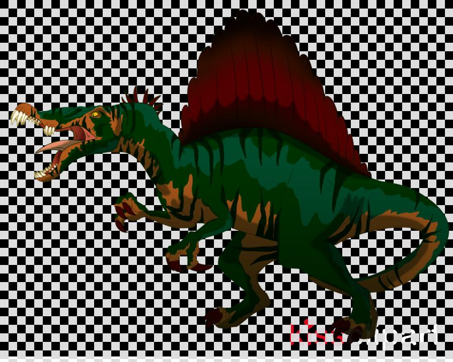 Dinosaur clipart Tyrannosaurus Velociraptor Spinosaurus