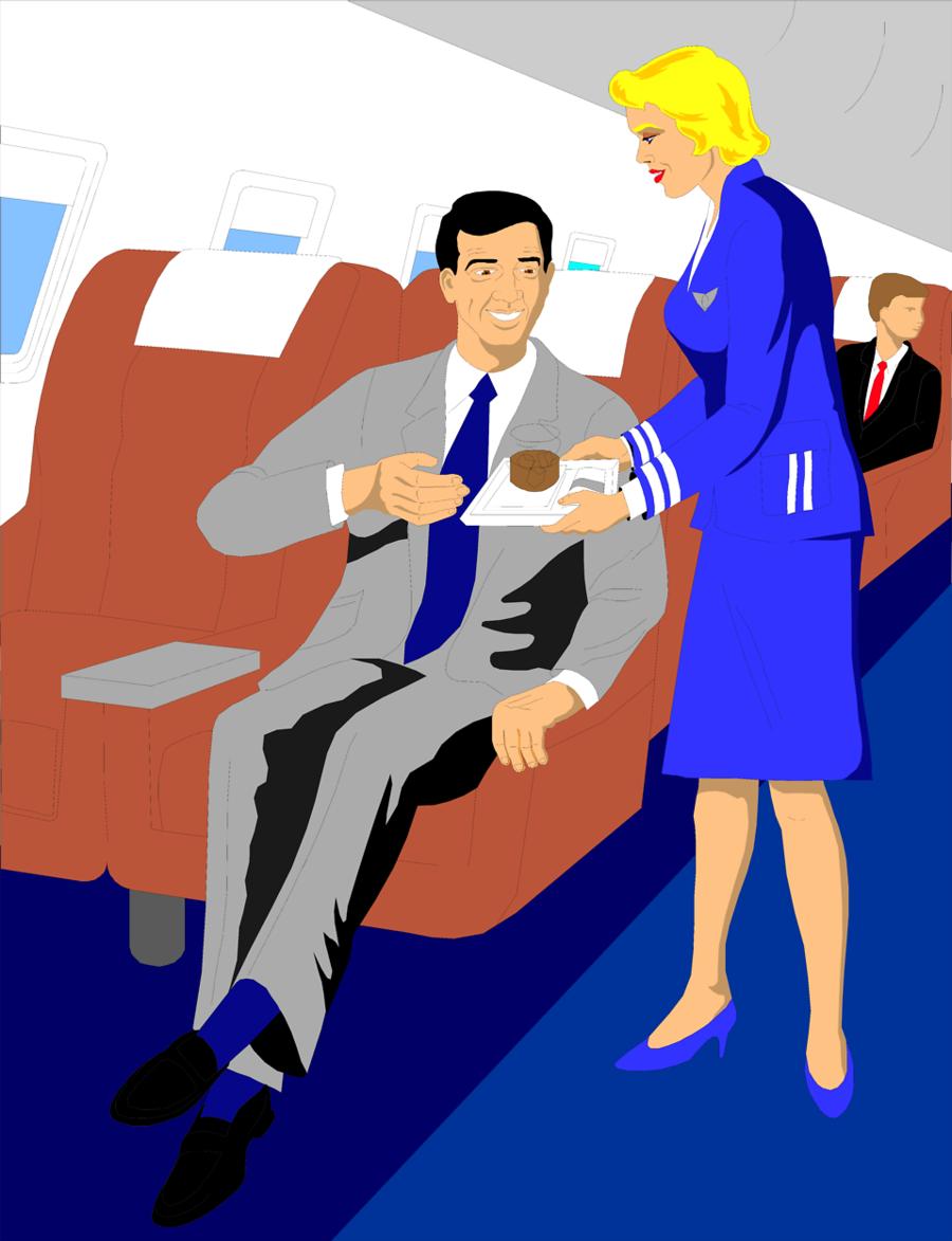 Cartoon Airplane Clipart Airplane Blue Cartoon Transparent