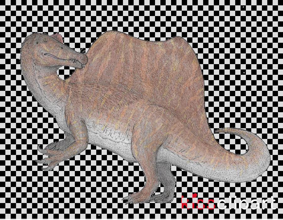 Dinosaur clipart Dinosaur Spinosaurus Tyrannosaurus