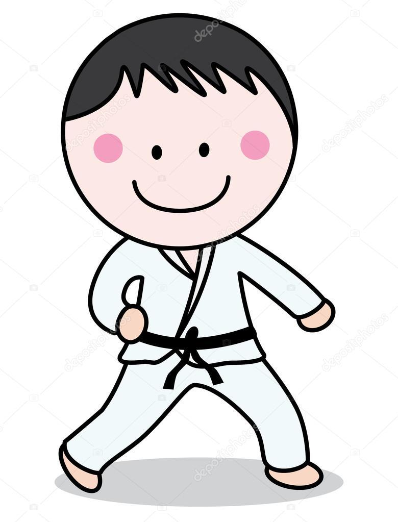 Imagenes De Ninos Karatecas Para Colorear Image Result For Dibujos