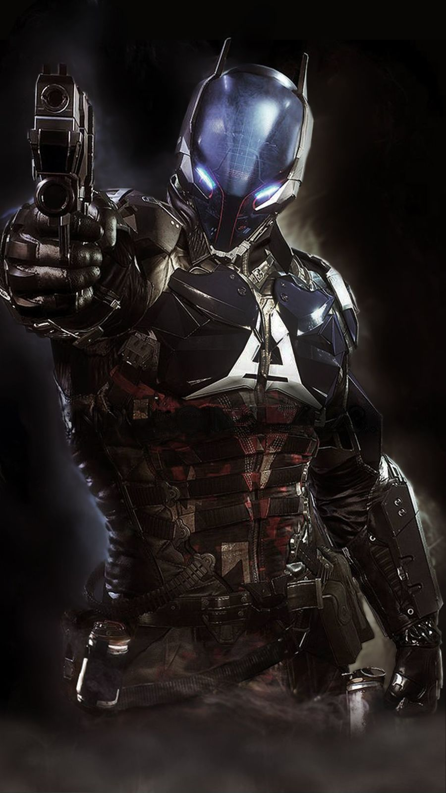 Arkham Knight Wallpaper Iphone Clipart Batman Jason Todd