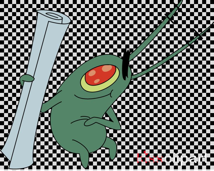 Plankton clipart Plankton and Karen Mr. Krabs