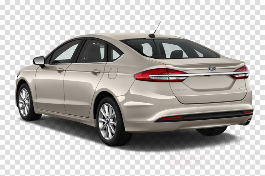 Ford Fusion Hybrid Clipart 2018 2017