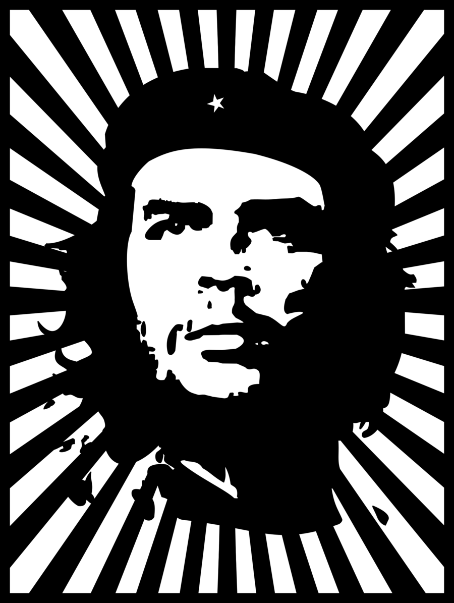 che guevara clipart Che Guevara Mausoleum Guerrilla Warfare