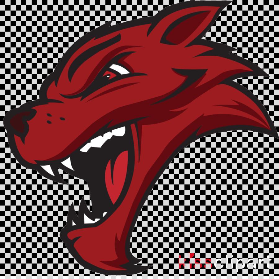 gray wolf clipart Red wolf Kuchi dog Clip art