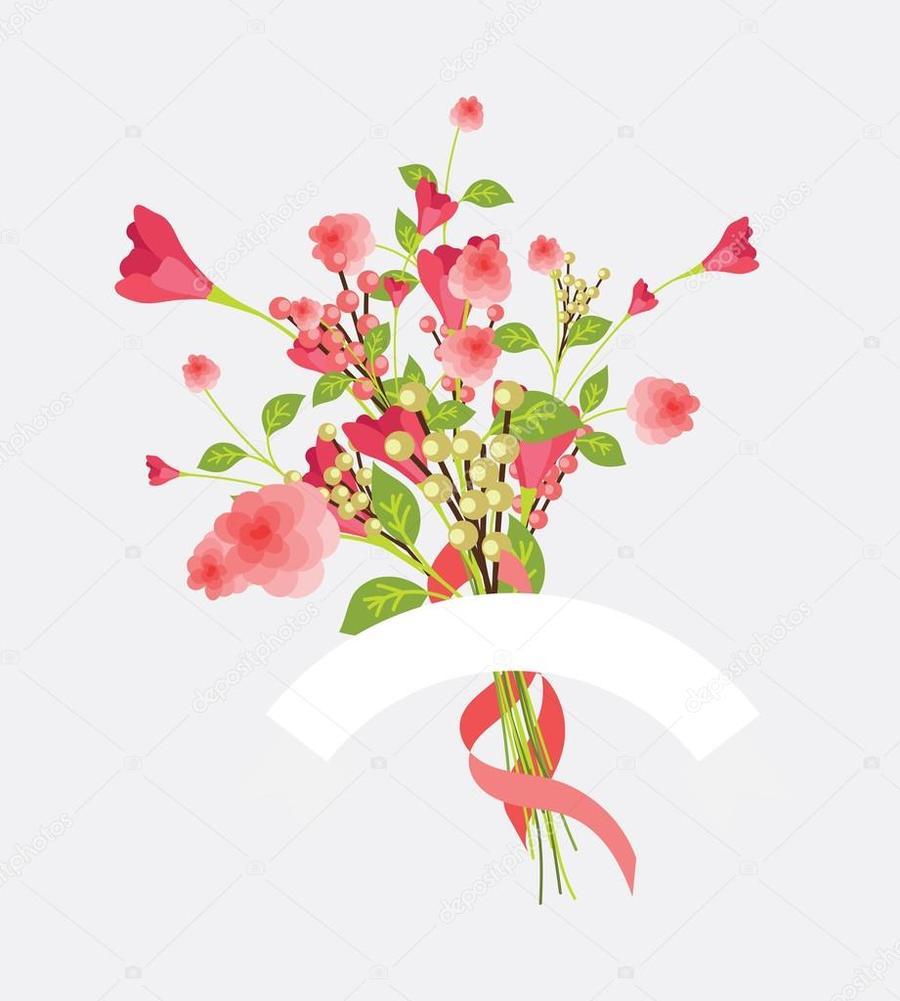 Download Flower Bouquet Clipart Floral Design Flower Bouquet