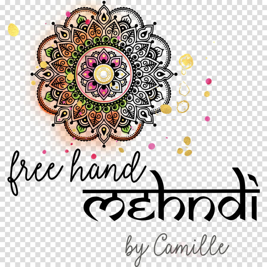 Tattoo Mandala Flower Transparent Png Image Clipart Free Download