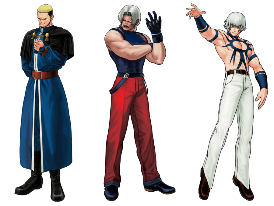 Rugal King Of Fighters Clipart The King Of Fighters 98 Ultimate