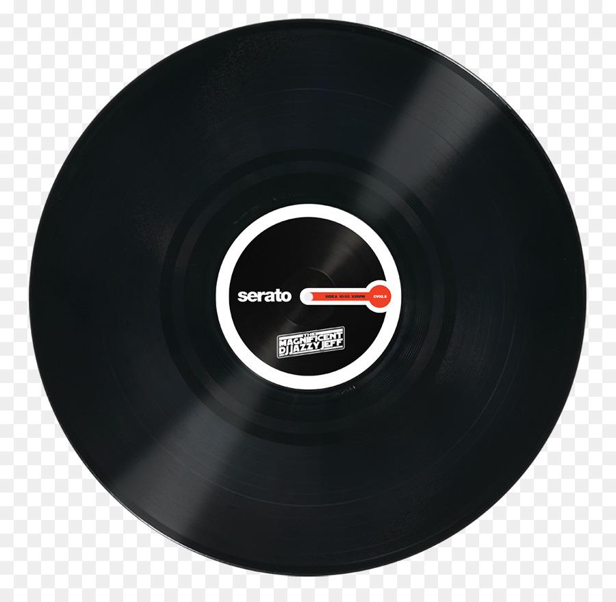 serato 12 inch control vinyl - dj jazzy jeff (pair) clipart Phonograph record Rane Serato 2x12