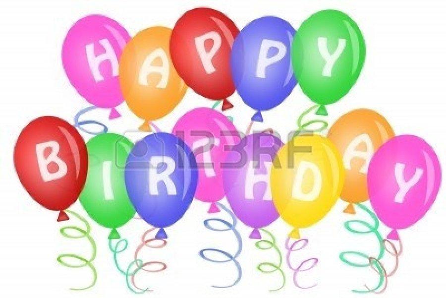 Clipart Resolution 1200801 Birthday Balloons Pdf Clipart Balloon