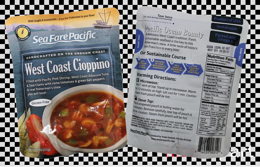 Cioppino clipart Cioppino Recipe Dish