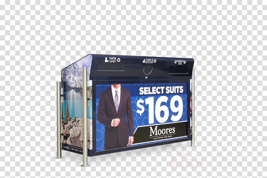 Advertising clipart Out-of-home advertising Billboard