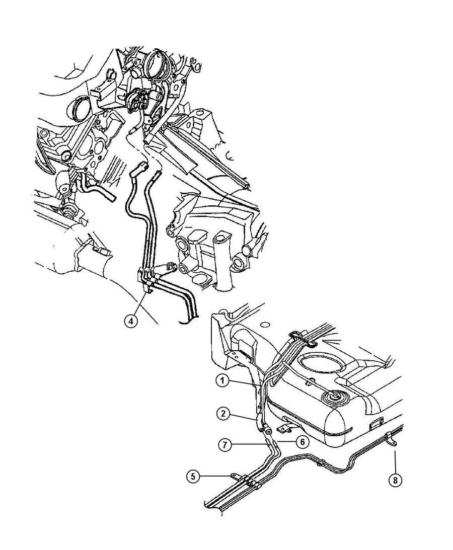 2002 dodge intrepid fuel line diagram clipart Chrysler Dodge Intrepid