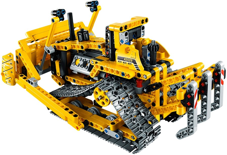 download lego technic 42028 clipart lego technic 42028 lego bulldozer yellow