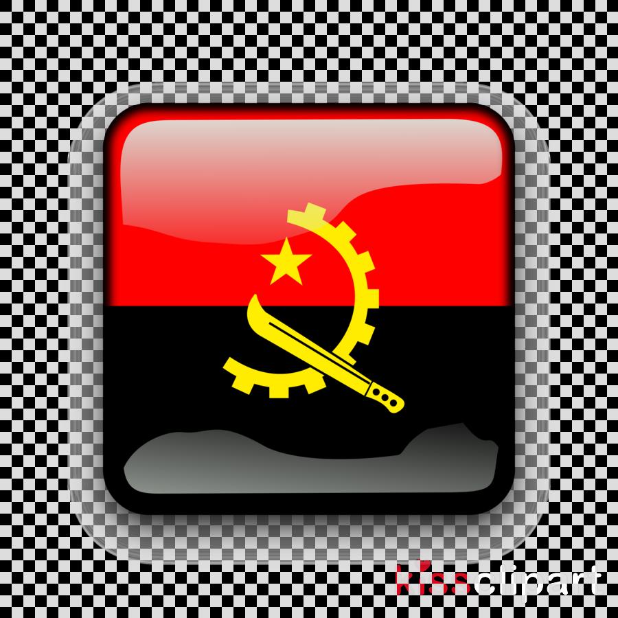 angola flag clipart Flag of Angola