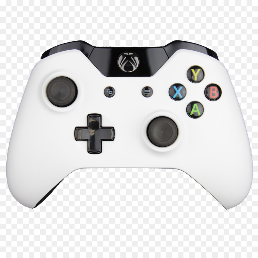 Xbox One Controller Background Clipart White Product Technology Transparent Clip Art