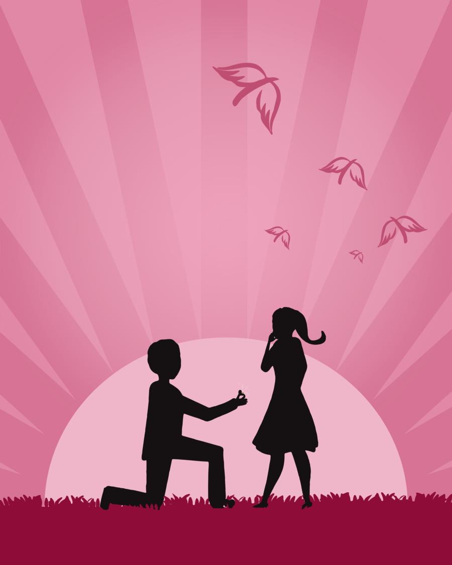 Friendship Day Love Background