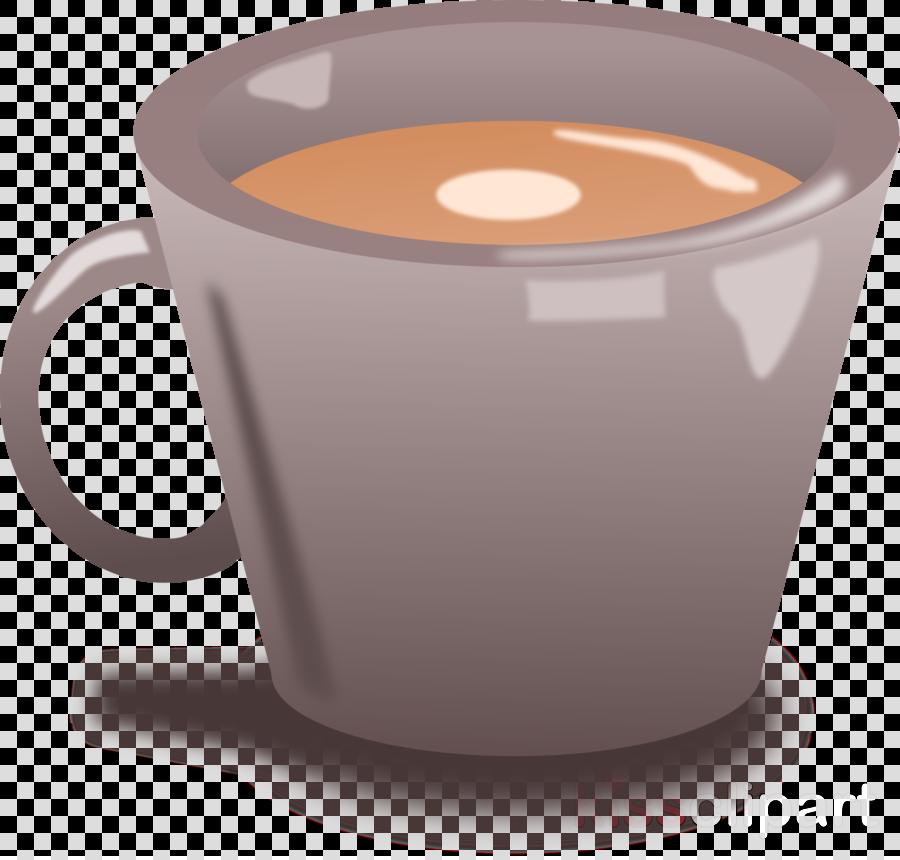 Coffee cup clipart Coffee cup Café au lait