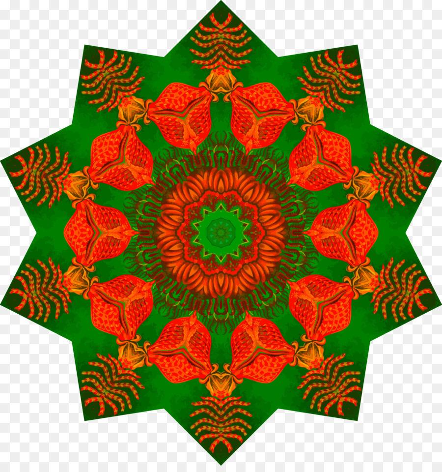 Green Leaf Background clipart - Green, Flower, Leaf