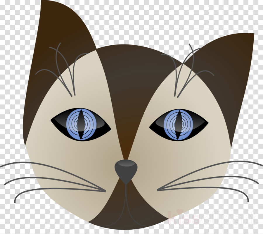 Cat clipart Siamese cat Thai cat Bombay cat