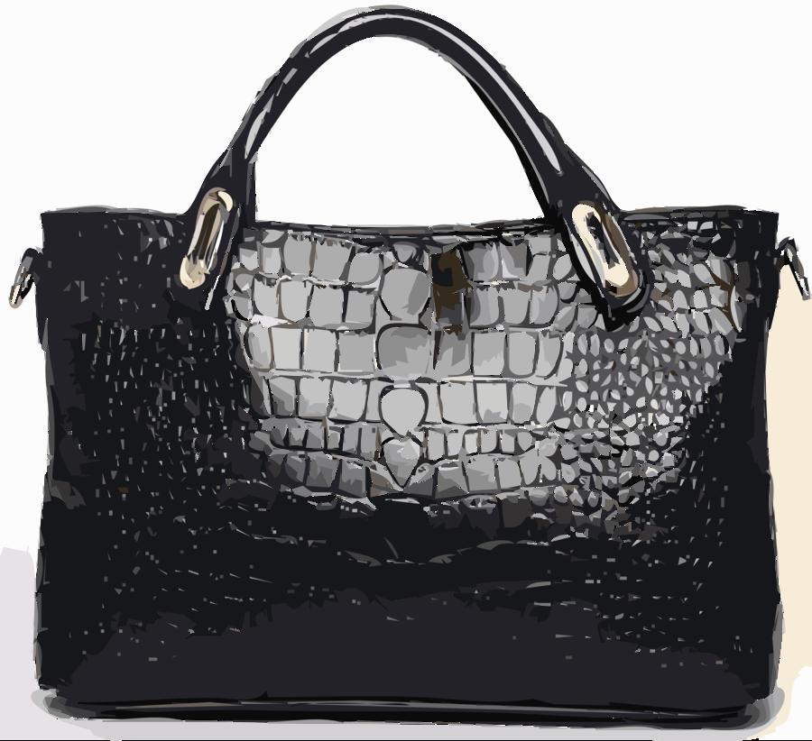 Bag White Black Transparent Png Image Clipart Free Download
