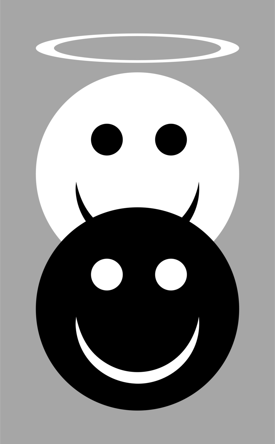 Smiley Face Background clipart - Face, Black, Smile