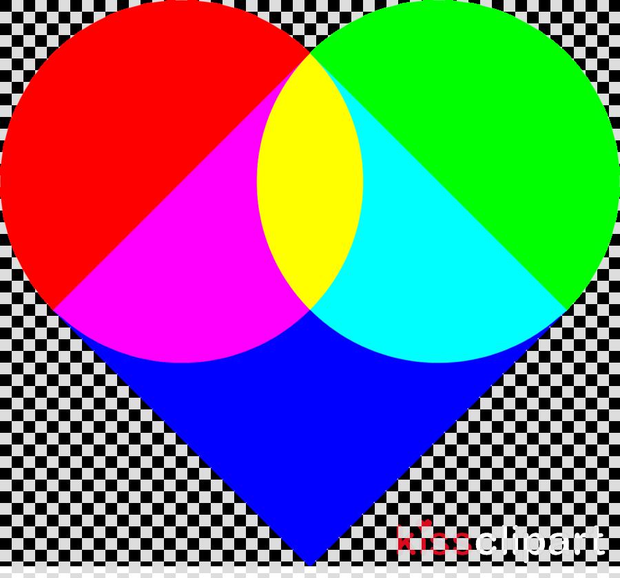 rgb color heart clipart RGB color model Clip art