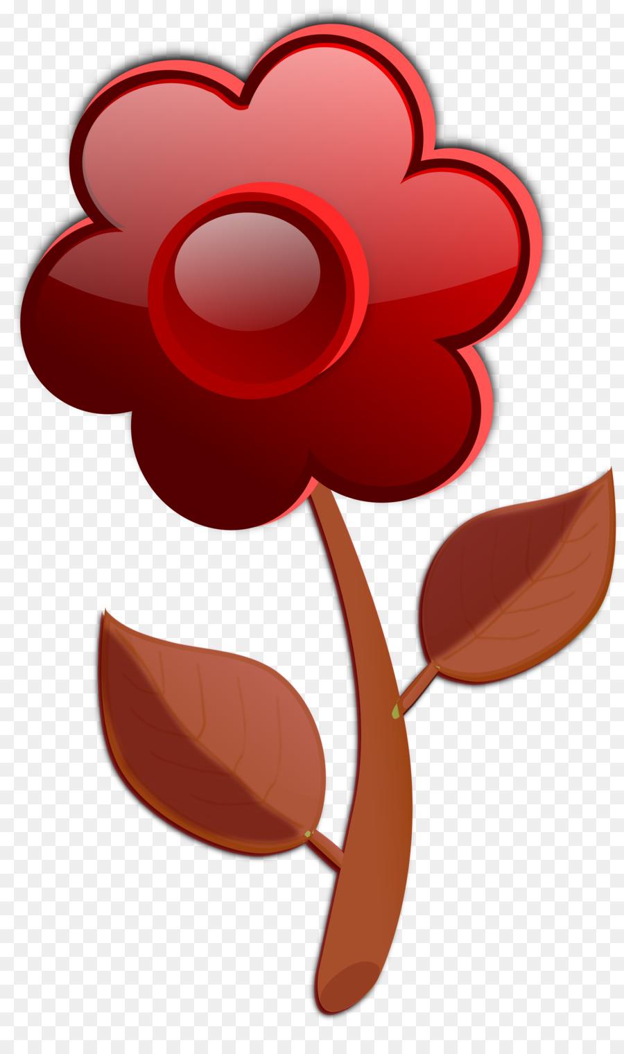 Download Cartoon Pink Flower Clipart Flower Clip Art Flower