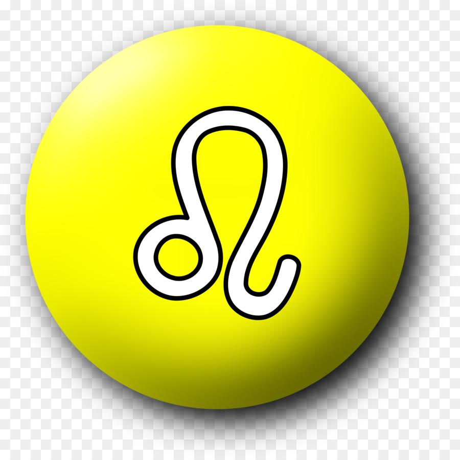 Circle Background Clipart Astrology Yellow Text Transparent Clip Art
