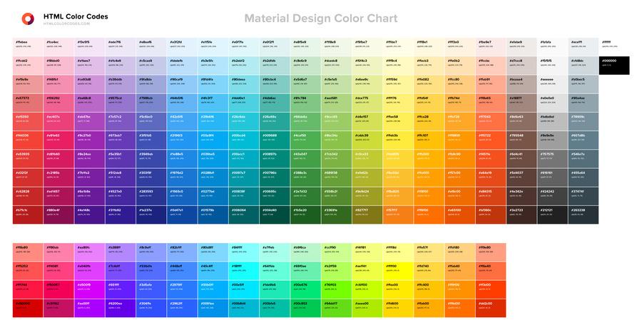 Download Color Codes Clipart Web Colors Rgb Color Model Color