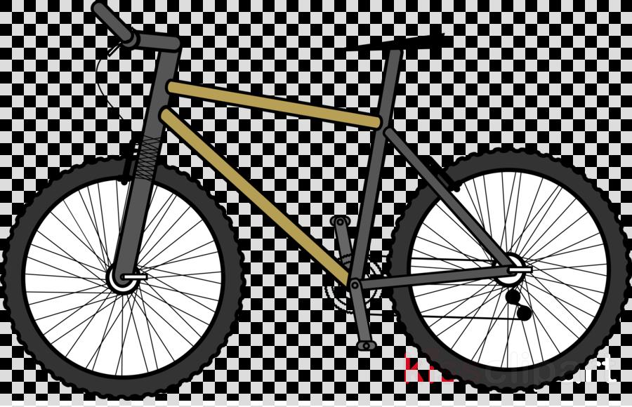 mountainbike clipart Bicycle Mountain bike Clip art