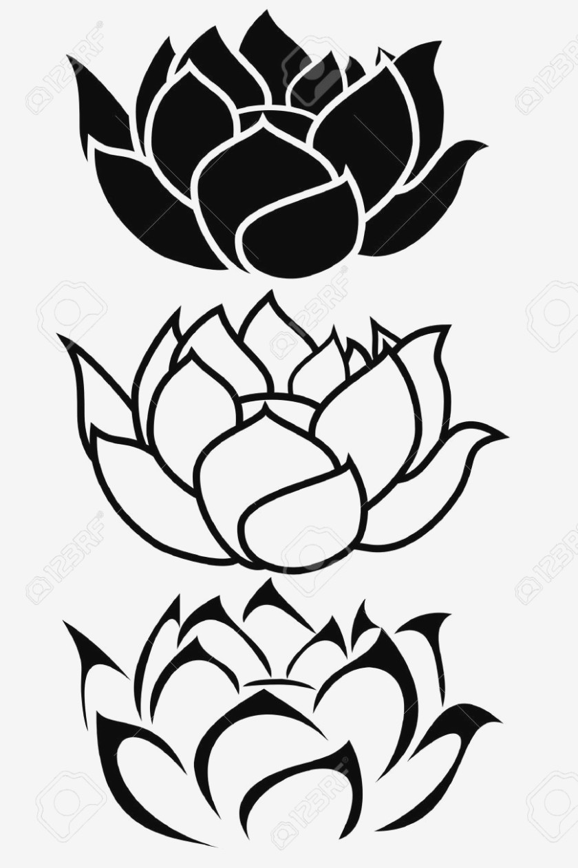 Download Buddhist Lotus Symbol Clipart Padma Buddhism Symbol