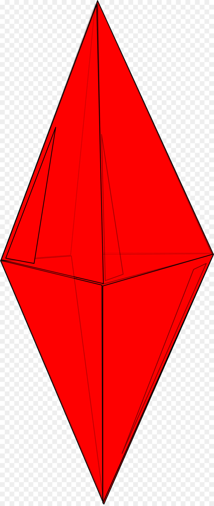 triangle clipart Triangle Paper Point