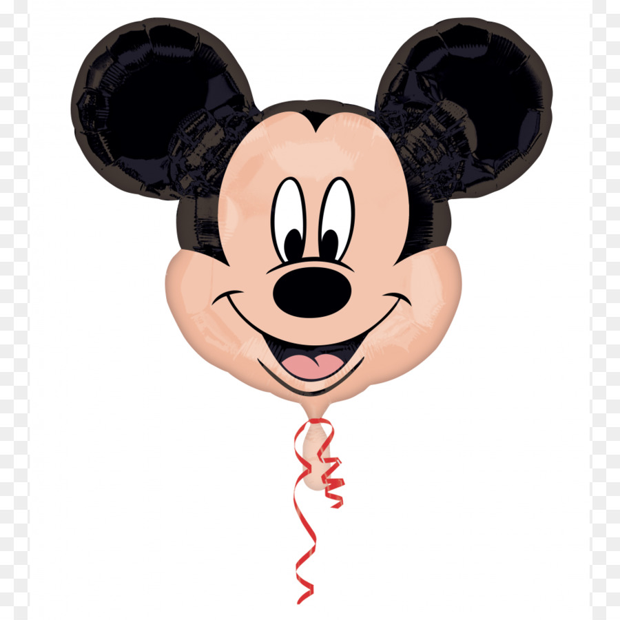 mickey mouse head clipart Mickey Mouse Minnie Mouse Balloon