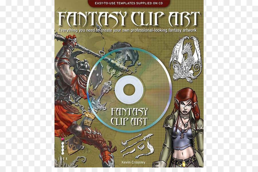fantasy clip art + cd clipart Drawing Painting Clip art