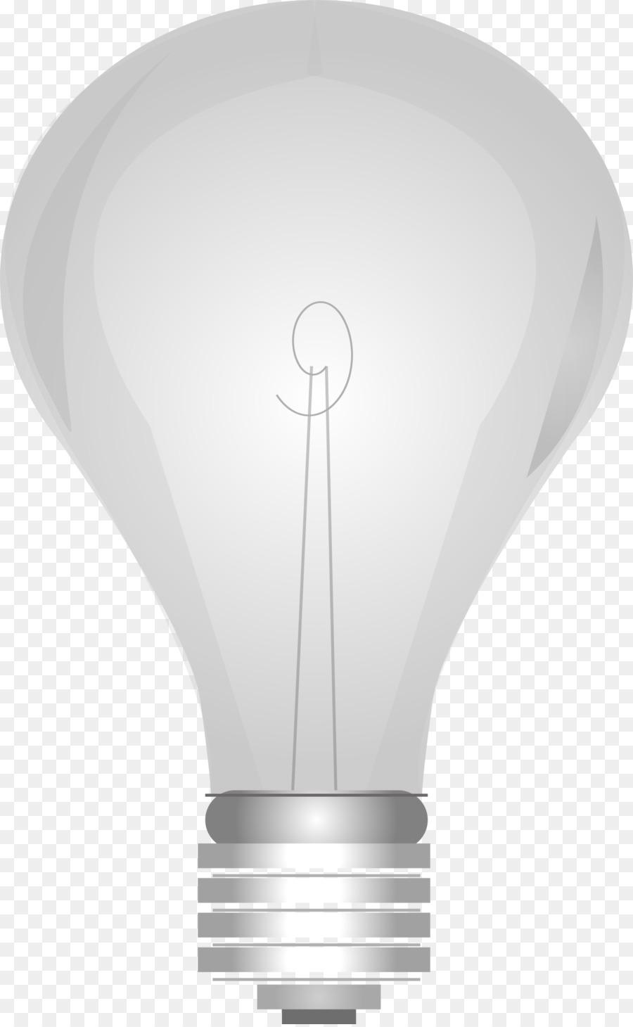 Light Bulb Cartoon