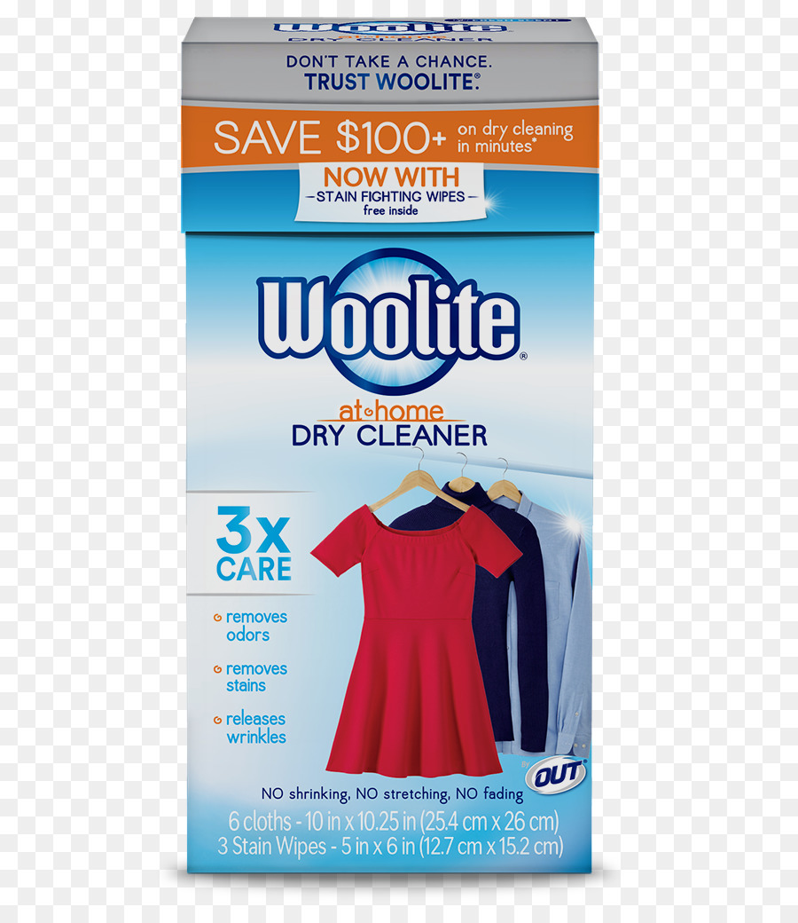 summit brands woolite at home dry cleaner, fresh scent, 6 cloths clipart Woolite At-Home Dry Cleaner Fresh Scent Textile Dry cleaning