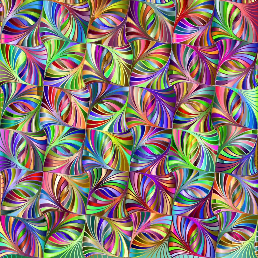 Shape Abstract Background