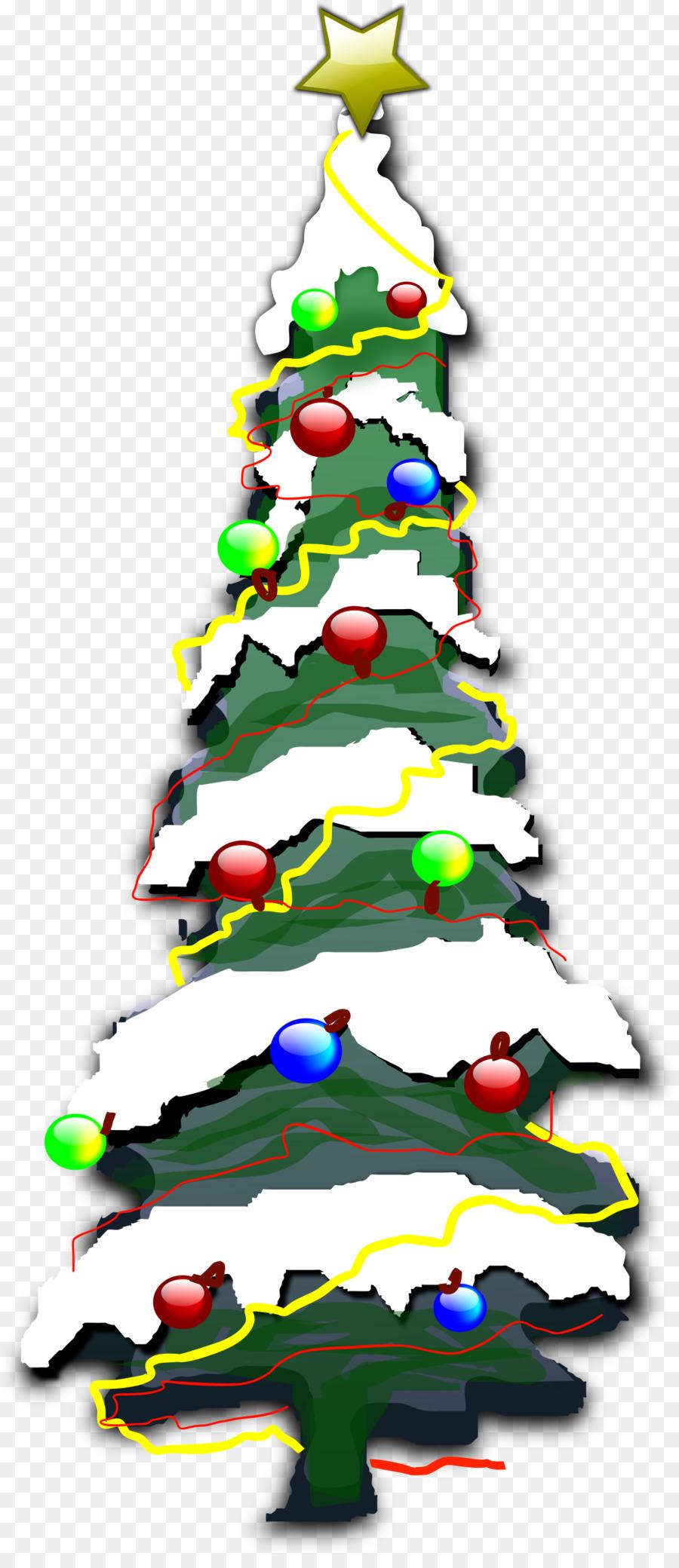 Tall Christmas Tree Clipart.Christmas Tree Illustration Clipart Tree Christmas
