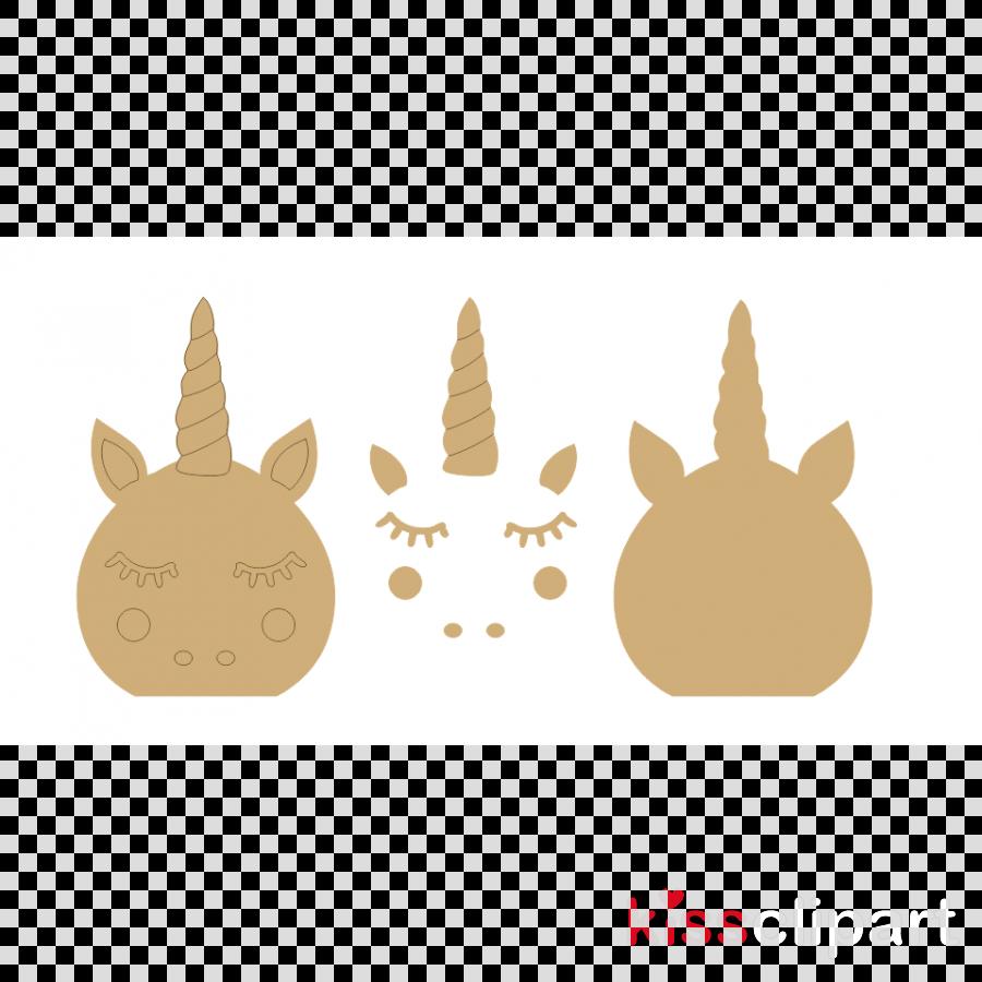 Unicorn clipart Unicorn horn Shape