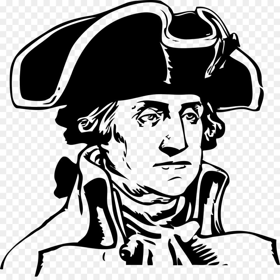 George Washington Cartoon