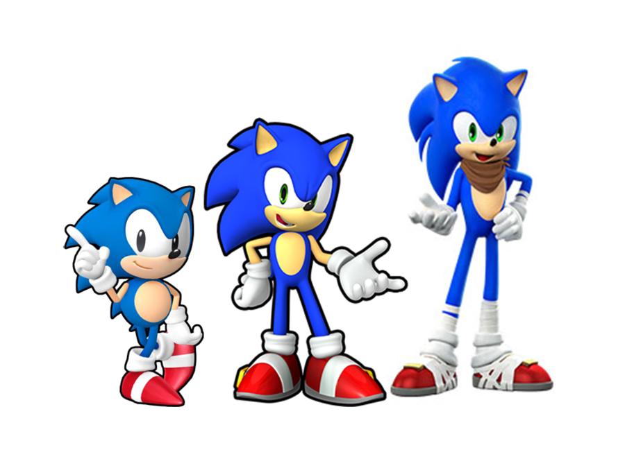 Sonic The Hedgehog Clipart Cartoon Technology Product Transparent Clip Art
