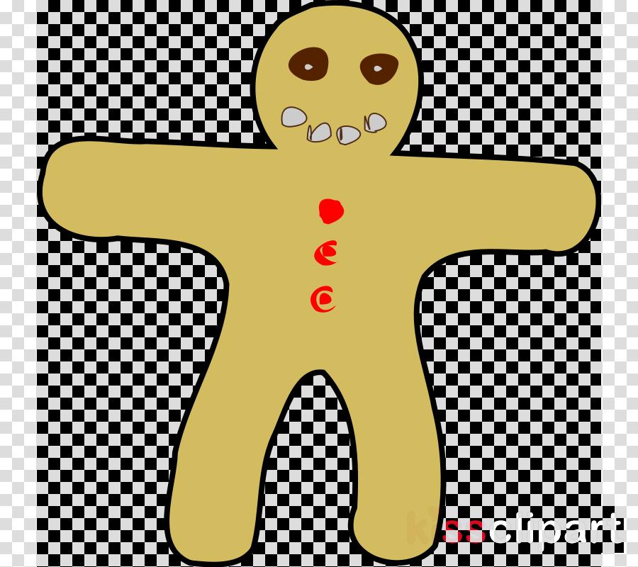 Gingerbread man clipart Gingerbread man Clip art