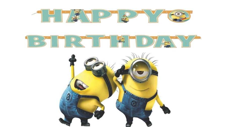 Download Happy Birthday Despicable Me Clipart Agnes Birthday