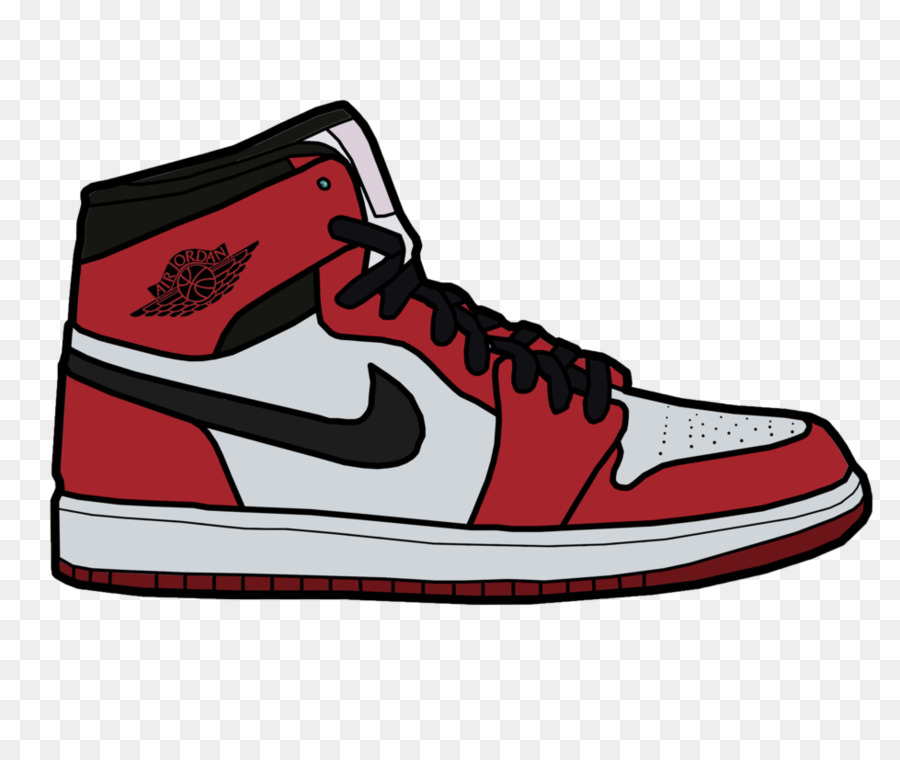 Nike Drawing clipart , Drawing, White, Red, transparent clip art