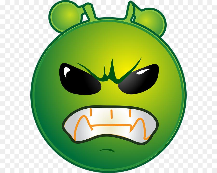 Alien Emoji clipart - Tshirt, Alien, Green, transparent clip art