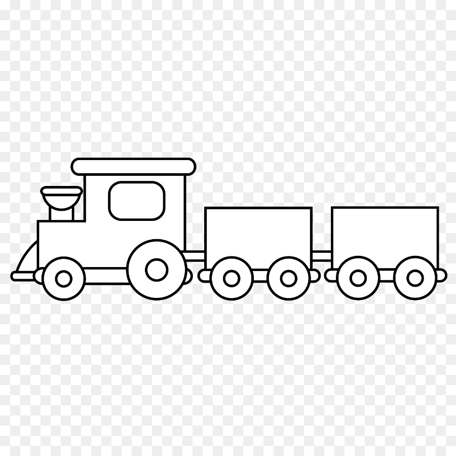 Download train drawing clipart Train Coloring book Airplane | Train ...