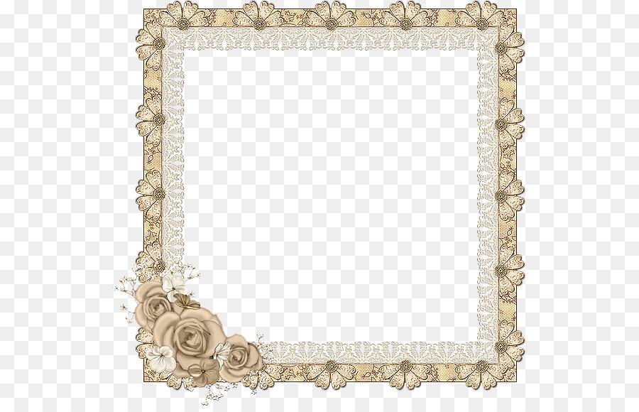 Pattern Background Frame