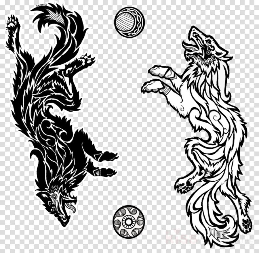 1fc7bbbfe Tattoo, White, Black, transparent png image & clipart free download