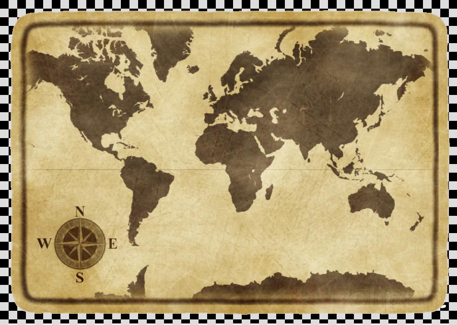 World Map Illustration Transparent Png Image Clipart Free Download